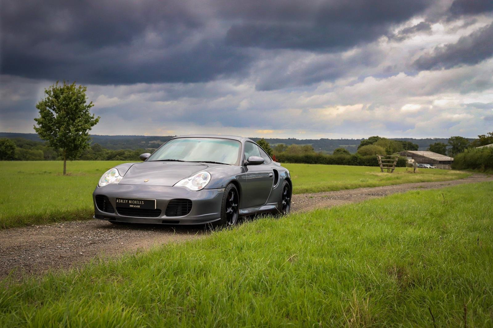 2000 PORSCHE 996 TURBO - MANUAL COUPE - 20 SERVICE STAMPS For Sale (picture 2 of 6)