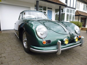 PORSCHE 356A T1 COUPE 1956 For Sale