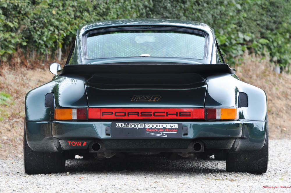 1984 Porsche 911 RSR Look LHD coupe For Sale (picture 4 of 6)