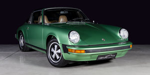Picture of 1974 911 Targa vipergreenmetallic For Sale