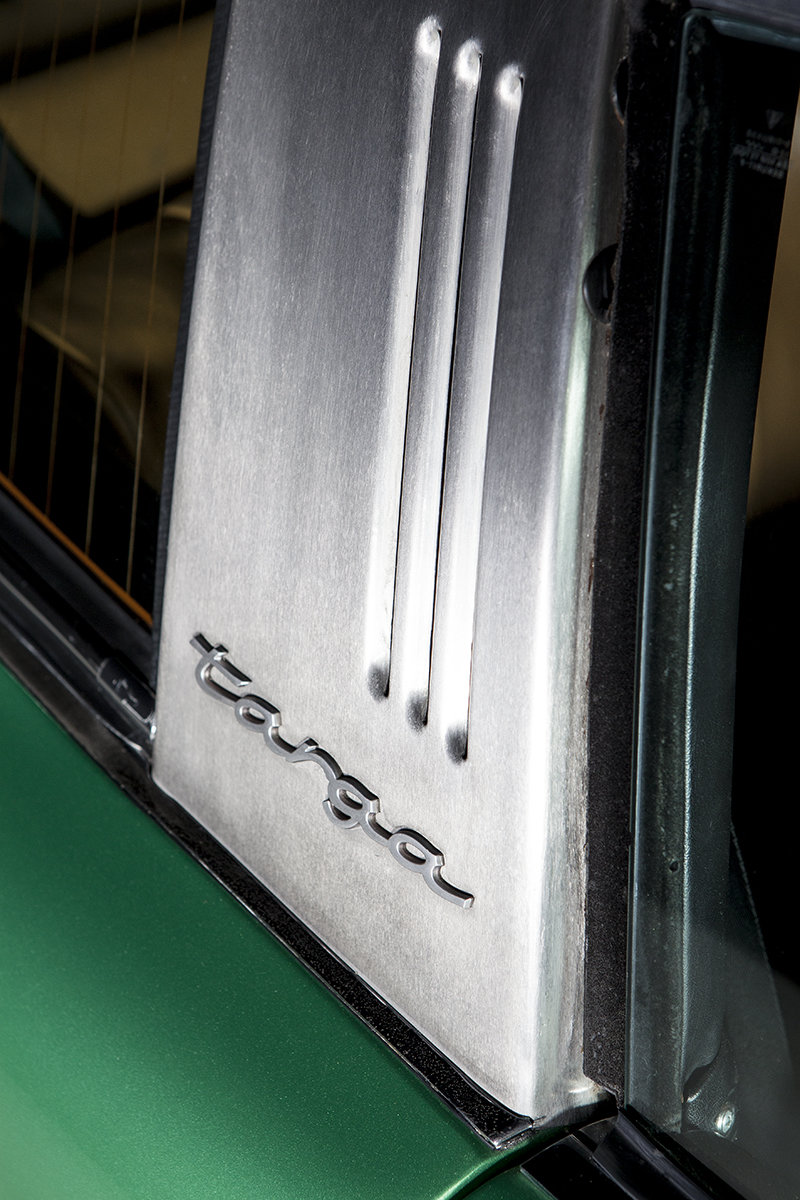 1974 911 Targa vipergreenmetallic For Sale (picture 5 of 6)