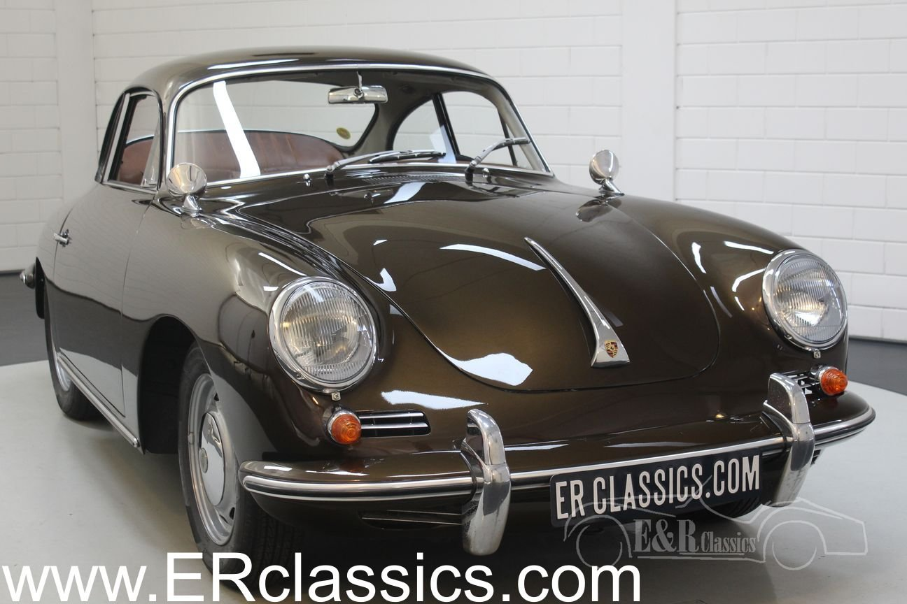 Porsche 356 C Coupé 1964 Matching Numbers For Sale (picture 1 of 6)