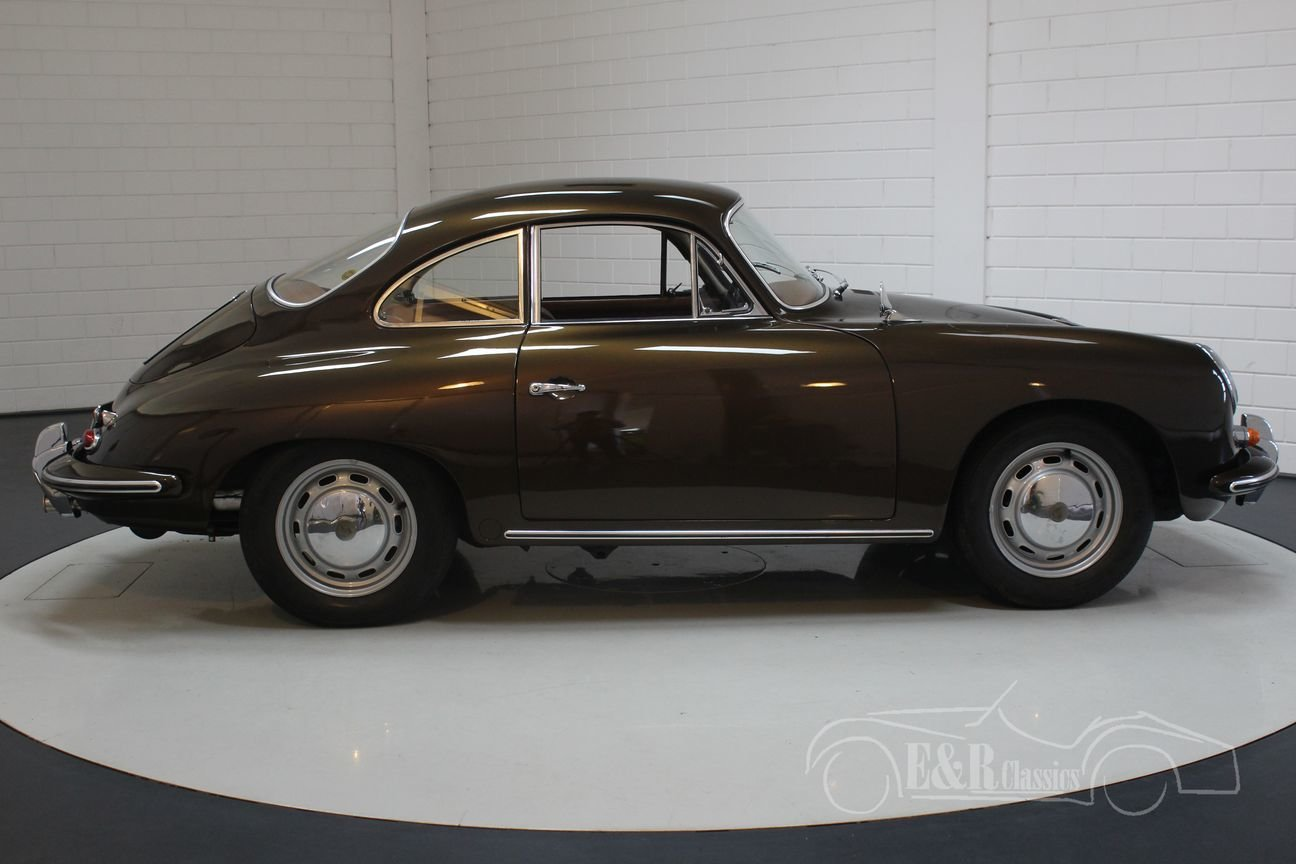 Porsche 356 C Coupé 1964 Matching Numbers For Sale (picture 5 of 6)