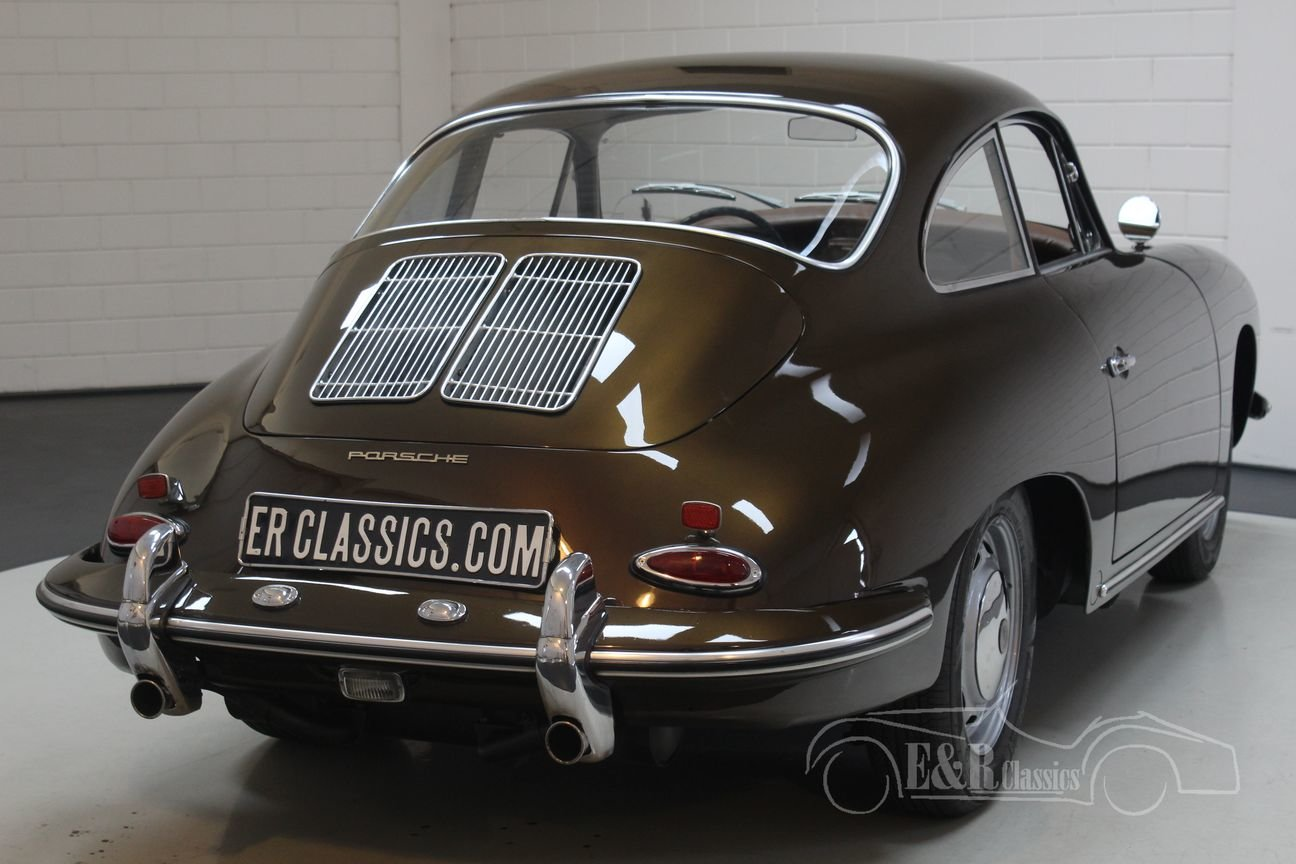 Porsche 356 C Coupé 1964 Matching Numbers For Sale (picture 6 of 6)