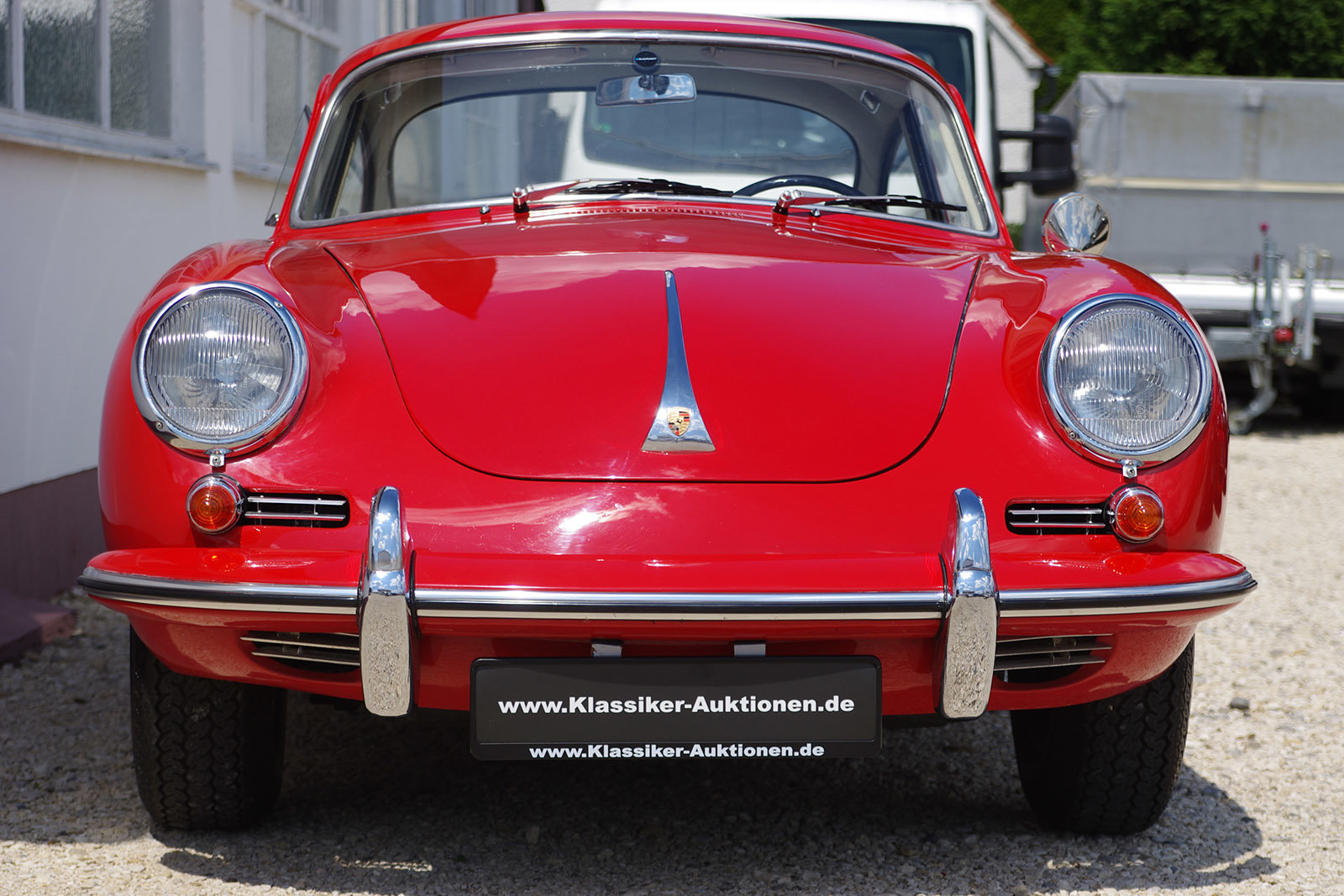 1964 Porsche 356 C Coupé *restored* MATCHING NUMBERS* For Sale (picture 1 of 6)
