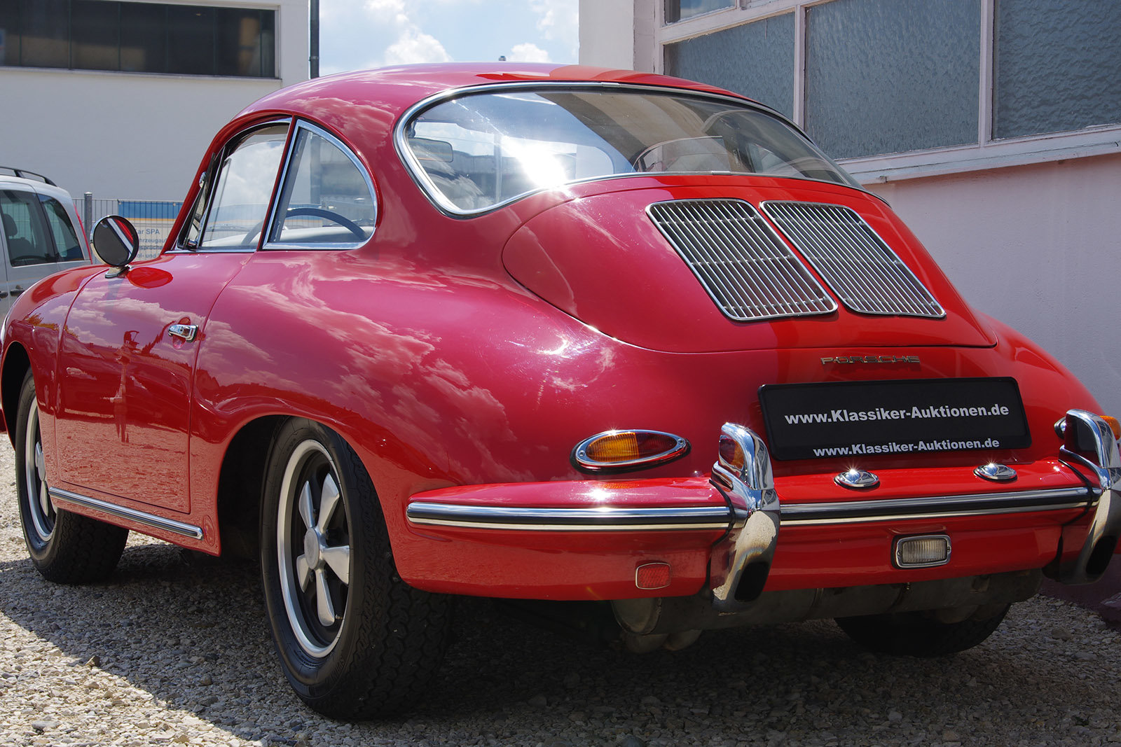 1964 Porsche 356 C Coupé *restored* MATCHING NUMBERS* For Sale (picture 3 of 6)