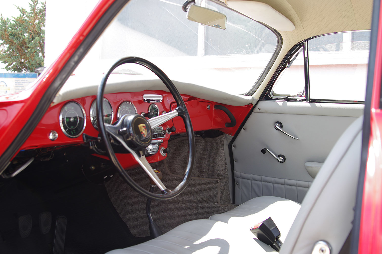 1964 Porsche 356 C Coupé *restored* MATCHING NUMBERS* For Sale (picture 5 of 6)