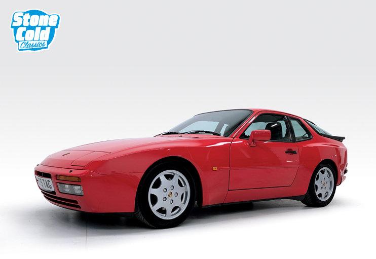1989 Porsche 944 S2 DEPOSIT TAKEN SOLD (picture 1 of 10)