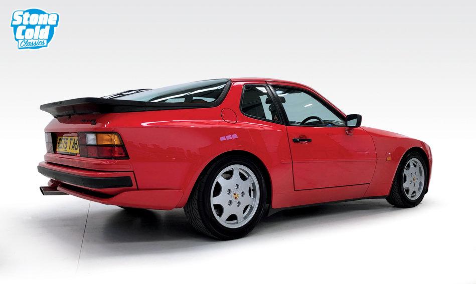 1989 Porsche 944 S2 DEPOSIT TAKEN SOLD (picture 2 of 10)