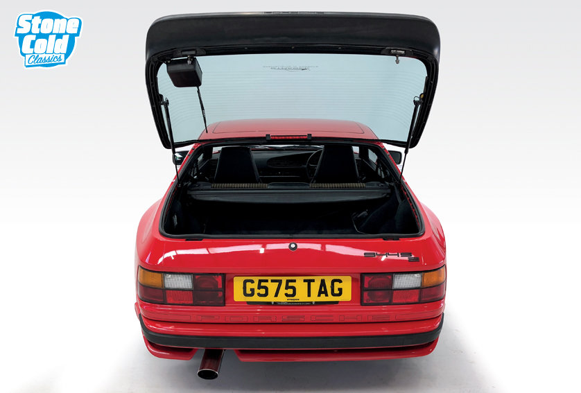 1989 Porsche 944 S2 DEPOSIT TAKEN SOLD (picture 4 of 10)
