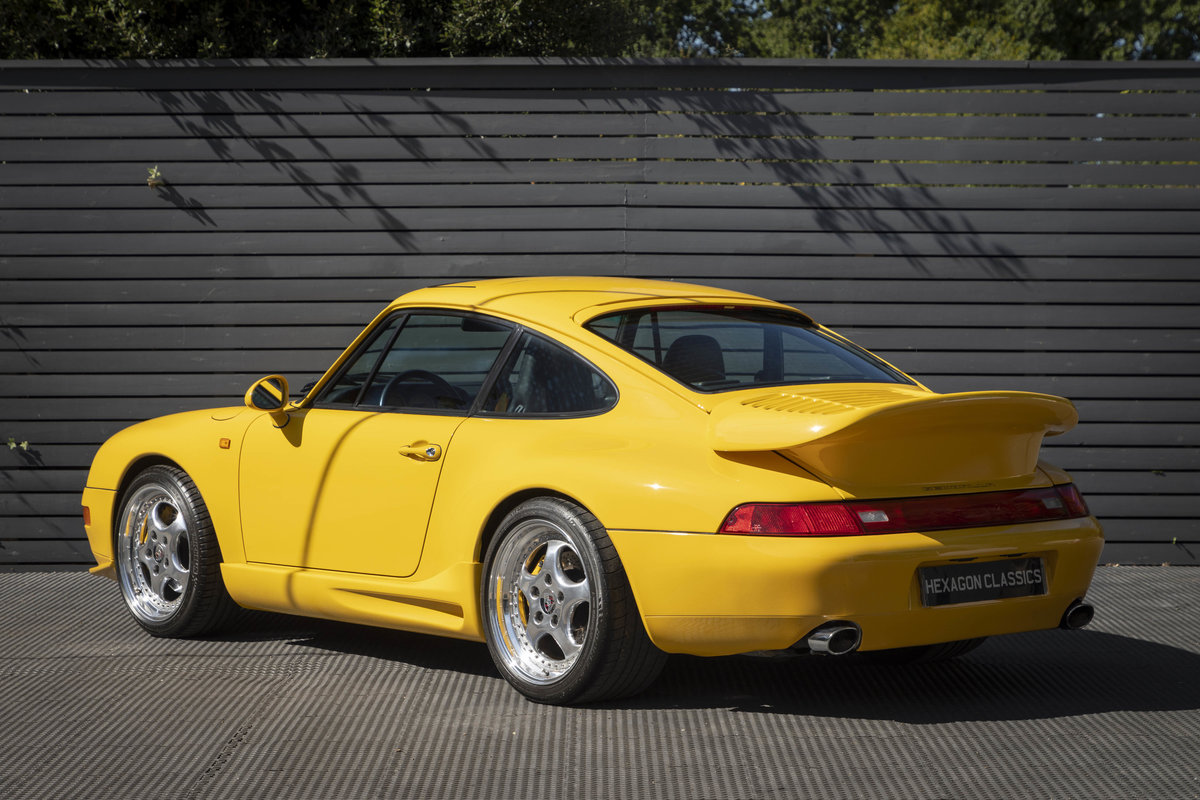 1996 PORSCHE 911 (993) CARRERA 2 LHD For Sale (picture 2 of 6)