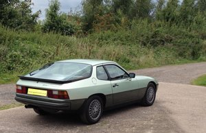 1980 Classic Porsche 924 Turbo For Sale