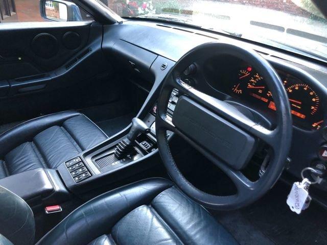 1989 Porsche 928 5.0 s srs 4 2dr auto 320bhp For Sale (picture 2 of 4)