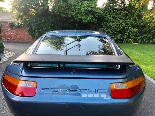 1989 Porsche 928 5.0 s srs 4 2dr auto 320bhp For Sale (picture 4 of 4)