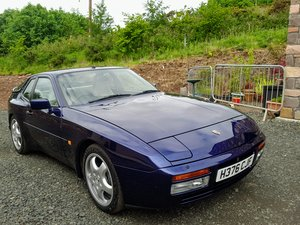 1990 Porsche 944 S2 Immaculate Cherished Car For Sale