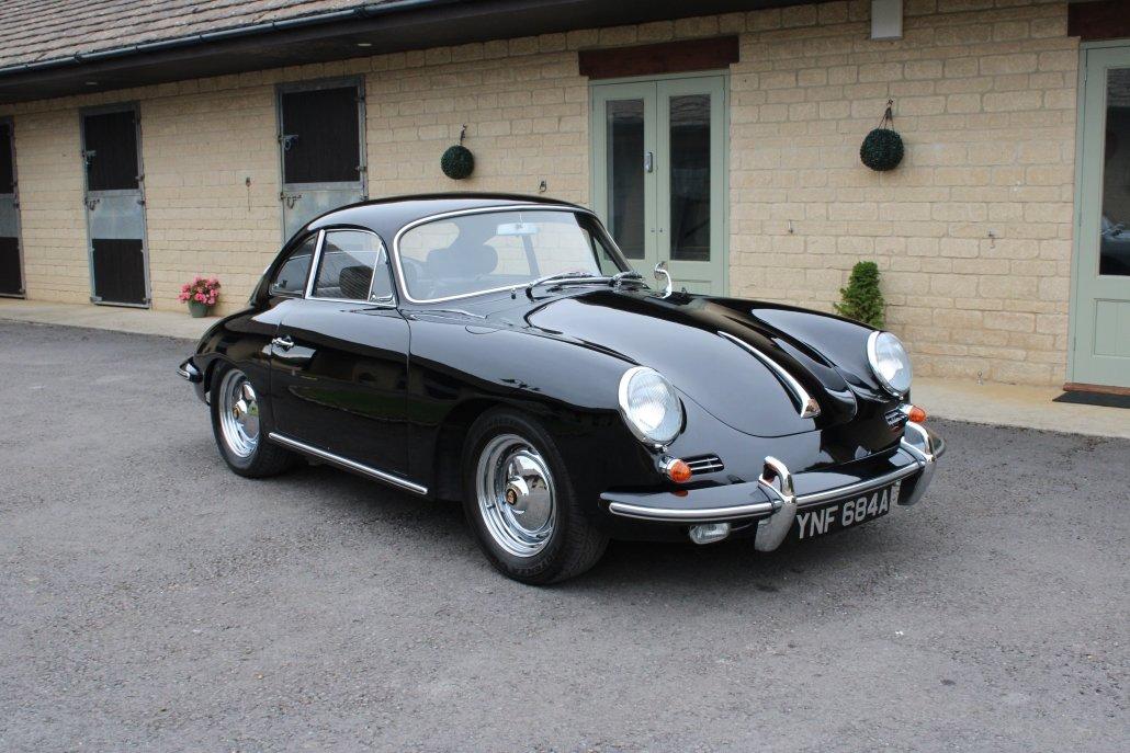 1963 PORSCHE 356B SUPER - £79,950 For Sale (picture 1 of 12)