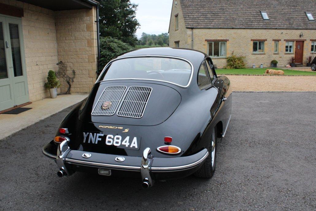 1963 PORSCHE 356B SUPER - £79,950 For Sale (picture 2 of 12)
