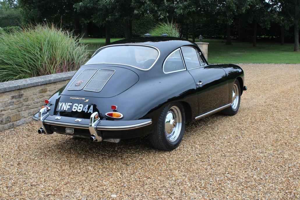 1963 PORSCHE 356B SUPER - £79,950 For Sale (picture 3 of 12)