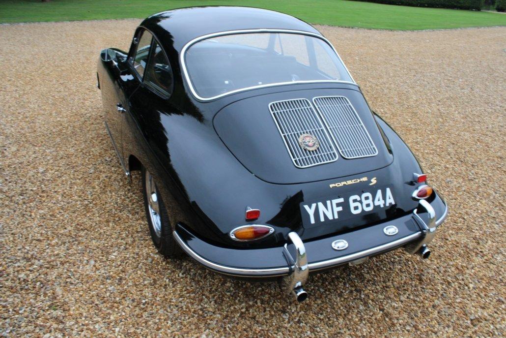 1963 PORSCHE 356B SUPER - £79,950 For Sale (picture 4 of 12)