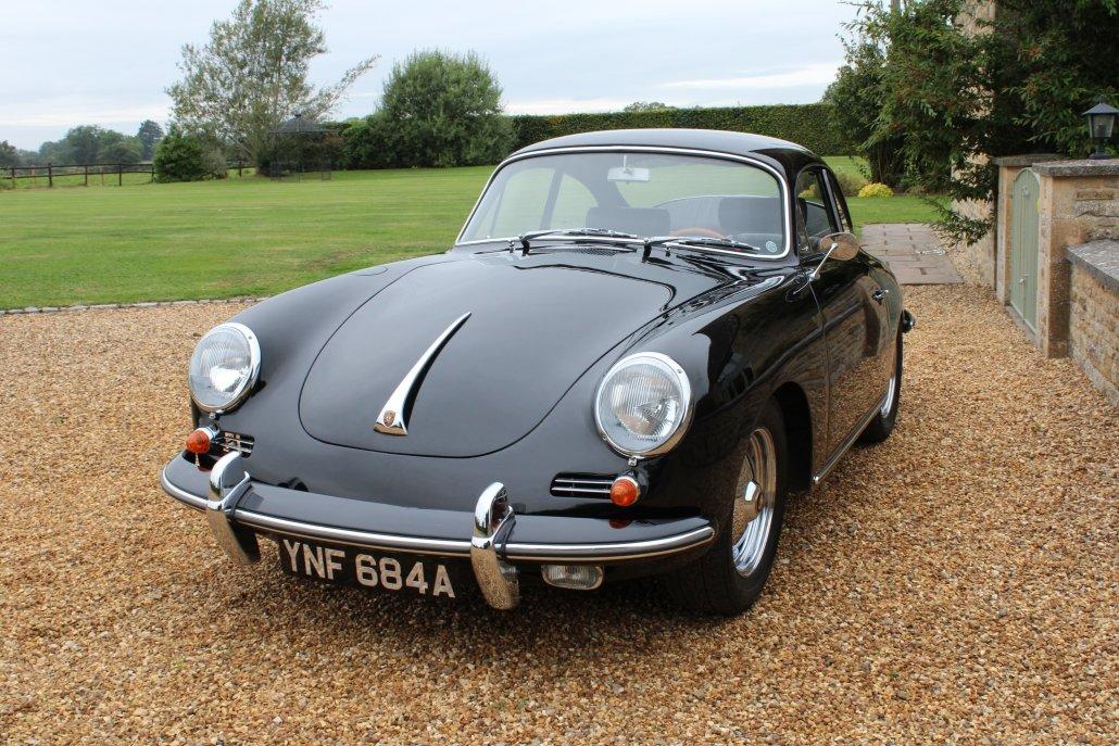 1963 PORSCHE 356B SUPER - £79,950 For Sale (picture 5 of 12)