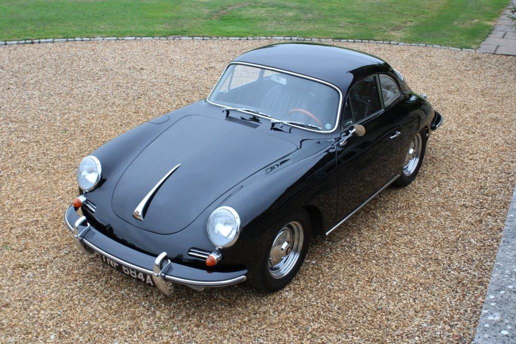 1963 PORSCHE 356B SUPER - £79,950 For Sale (picture 6 of 12)