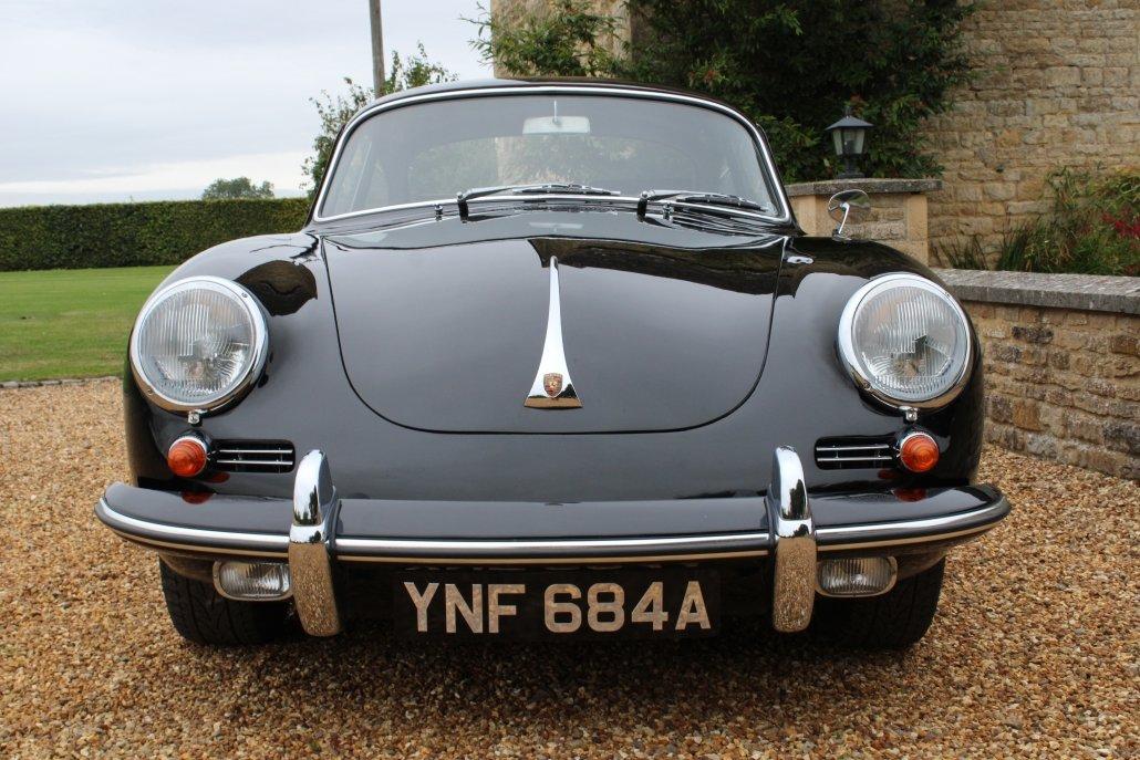 1963 PORSCHE 356B SUPER - £79,950 For Sale (picture 7 of 12)