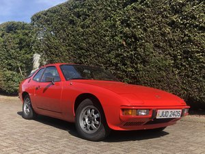 1978 Porsche 924 - Fully Restored- Early Rare 4 Speed  For Sale by Auction