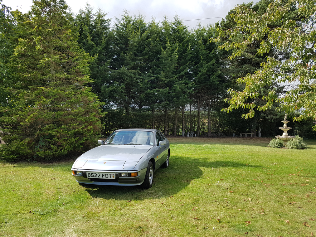 1985 Porsche 924 For Sale by Auction (picture 2 of 6)