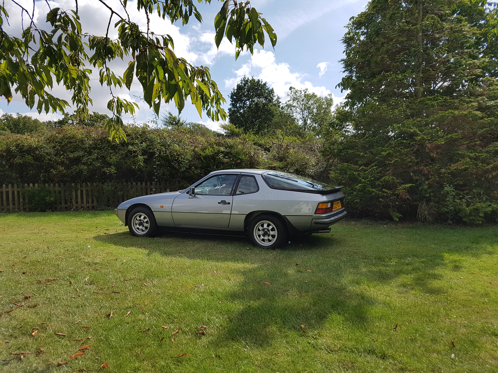 1985 Porsche 924 For Sale by Auction (picture 3 of 6)