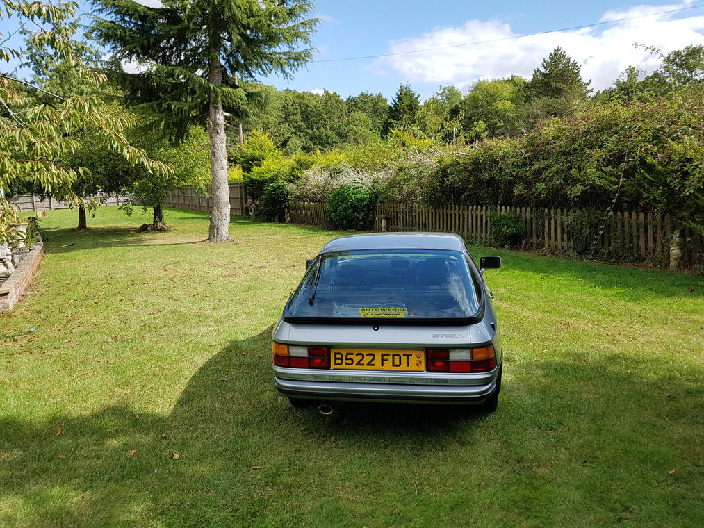 1985 Porsche 924 For Sale by Auction (picture 4 of 6)