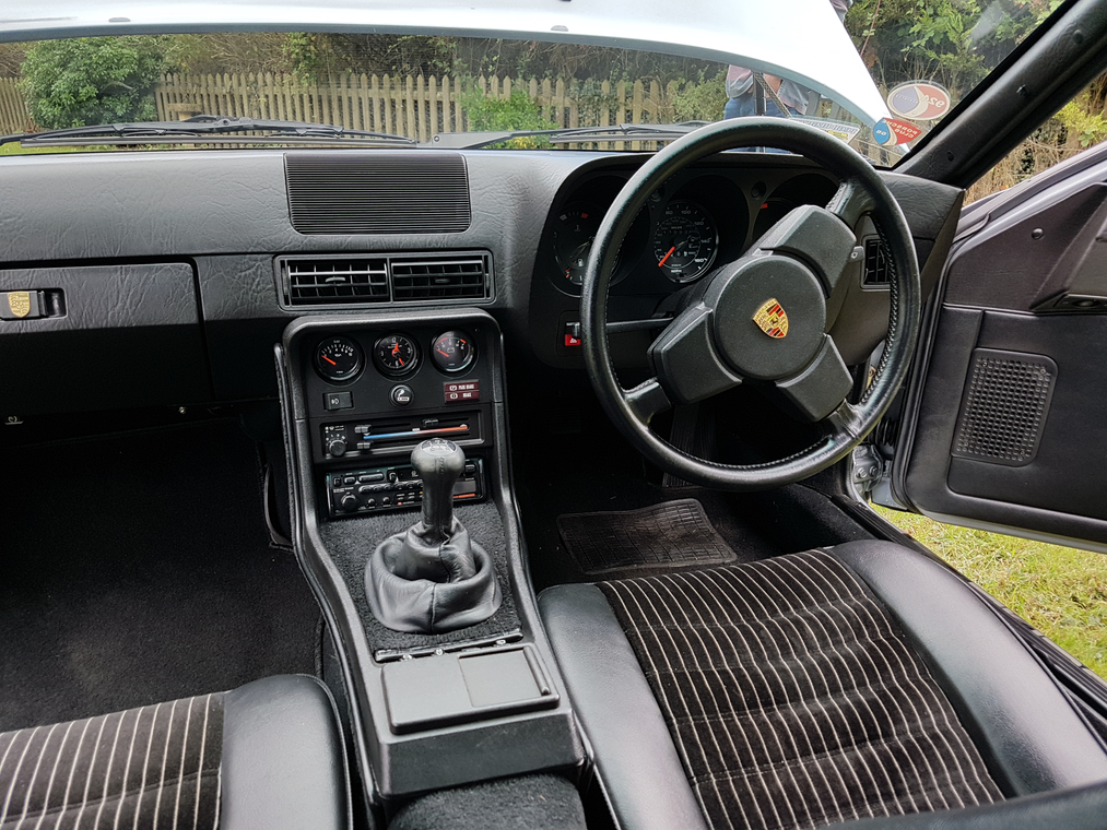 1985 Porsche 924 For Sale by Auction (picture 6 of 6)