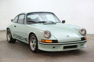 1971 Porsche 911E Coupe RS Tribute