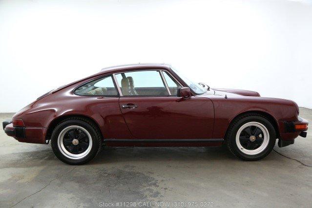 1980 Porsche 911SC Coupe For Sale (picture 2 of 6)