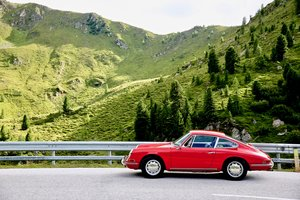 1968 Perfect Porsche 912 matching numbers