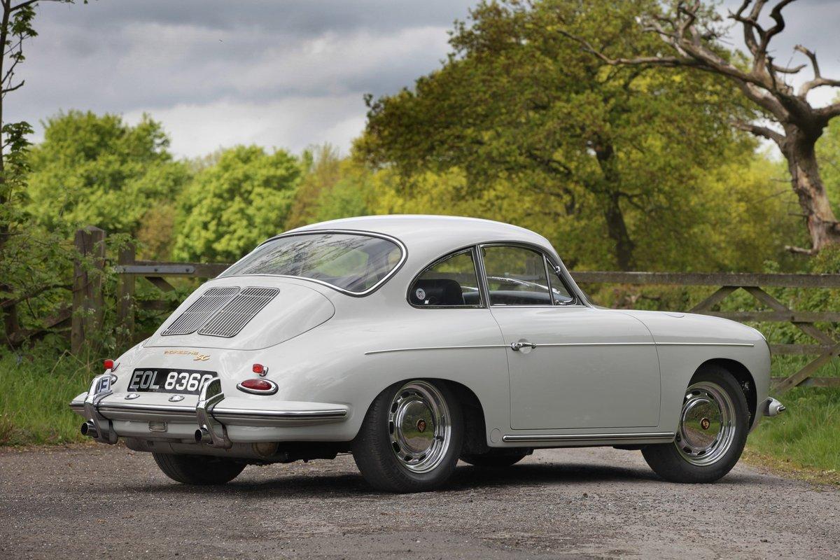 1964 Porsche 356SC coupe For Sale (picture 3 of 6)