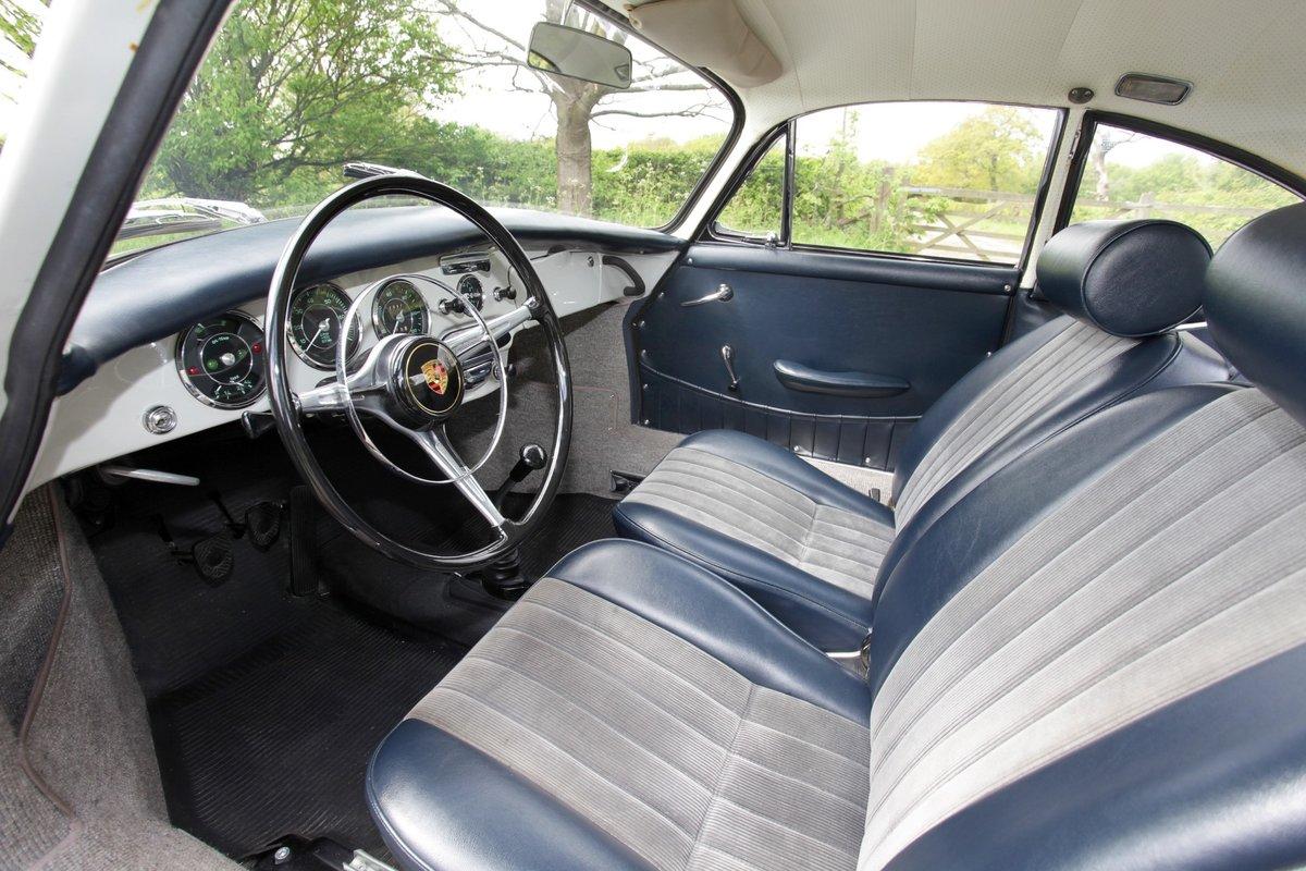 1964 Porsche 356SC coupe For Sale (picture 4 of 6)