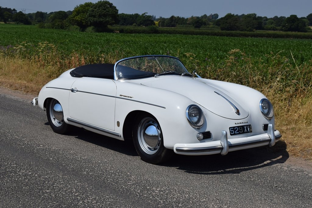 1956 Porsche 356 Pre-A Speedster For Sale (picture 1 of 6)