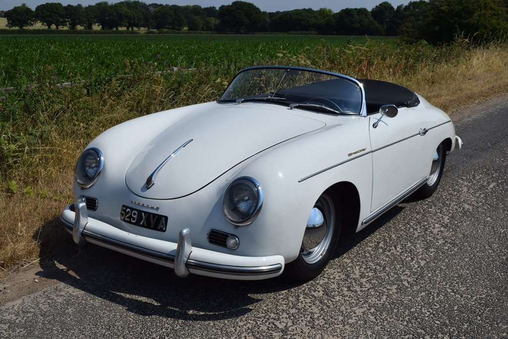 1956 Porsche 356 Pre-A Speedster For Sale (picture 2 of 6)