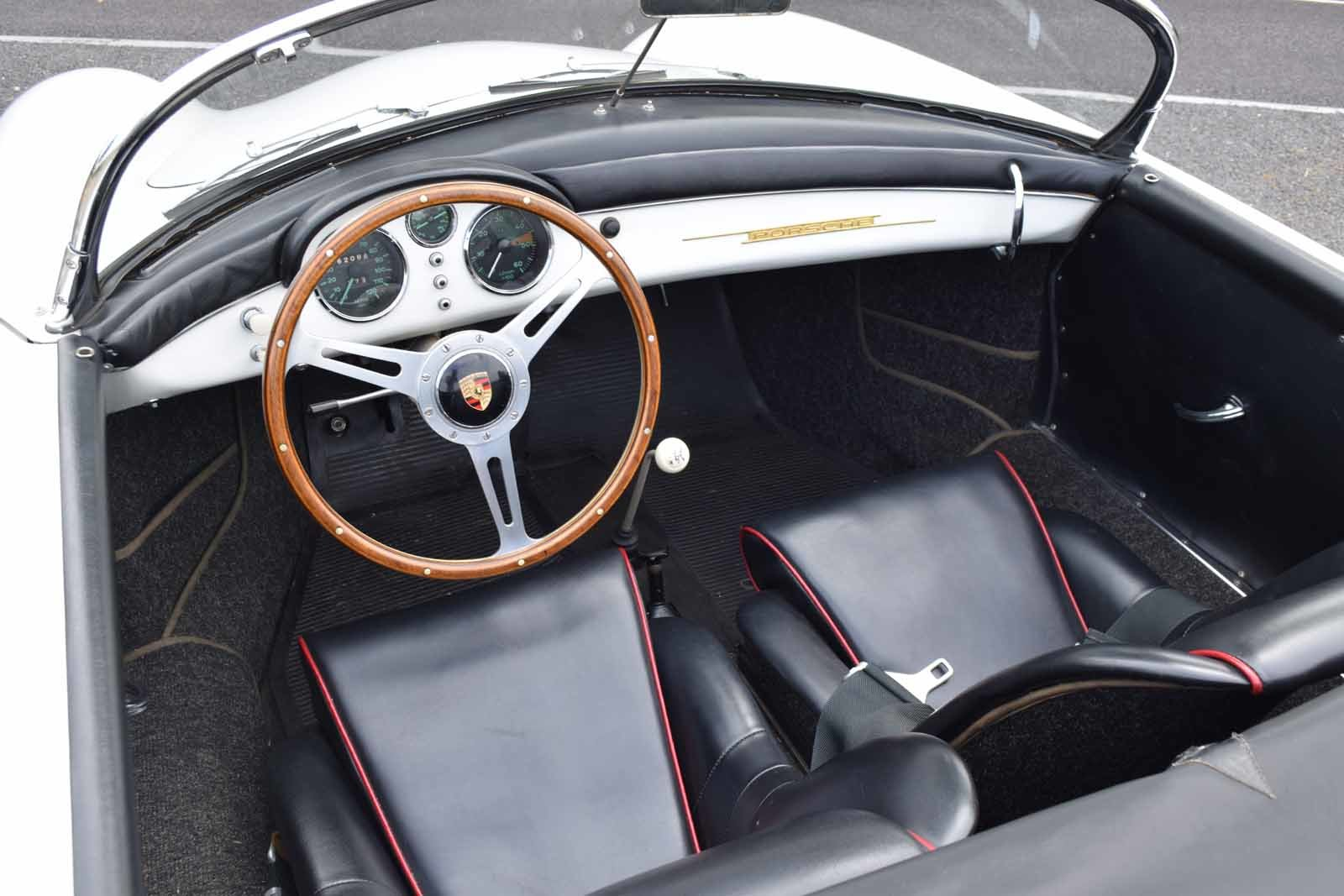 1956 Porsche 356 Pre-A Speedster For Sale (picture 4 of 6)