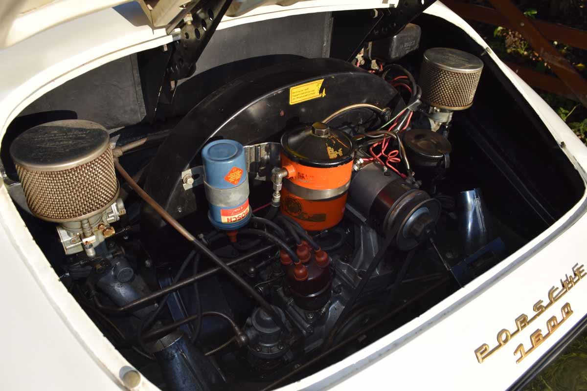 1956 Porsche 356 Pre-A Speedster For Sale (picture 5 of 6)