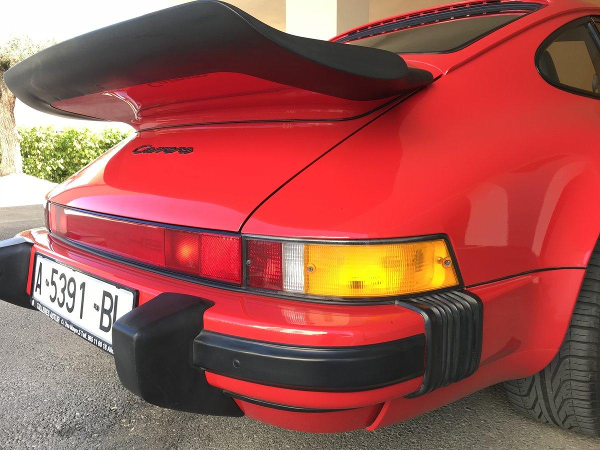 1988 Porsche 911 3.2 Carrera G50 versión Sport For Sale (picture 2 of 6)
