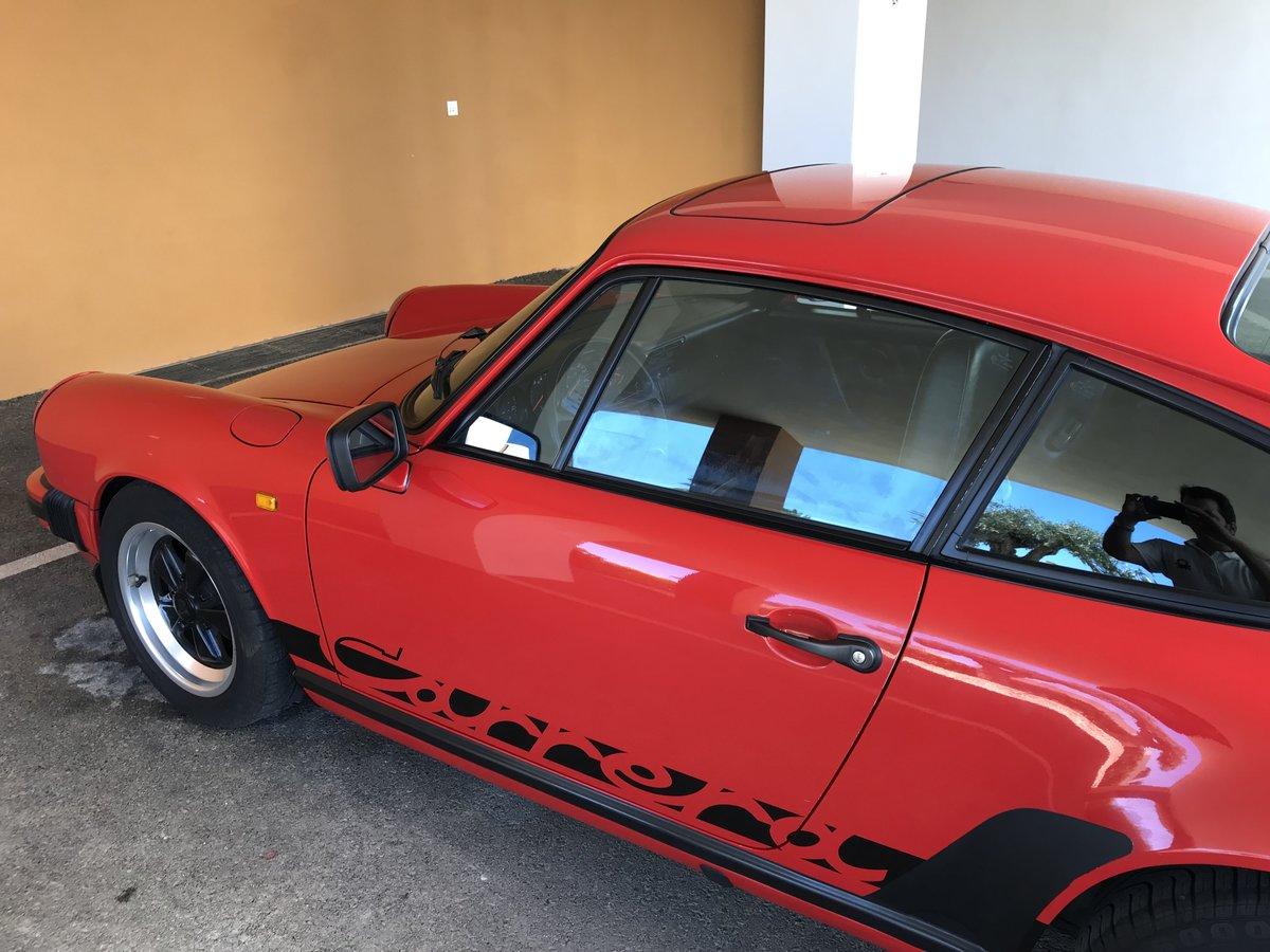 1988 Porsche 911 3.2 Carrera G50 versión Sport For Sale (picture 3 of 6)