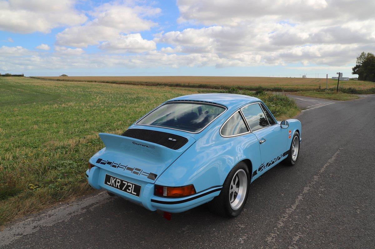 Porsche 911 3.2 Carrera 1986  (1973 2.7 RS recreation).  For Sale (picture 2 of 6)