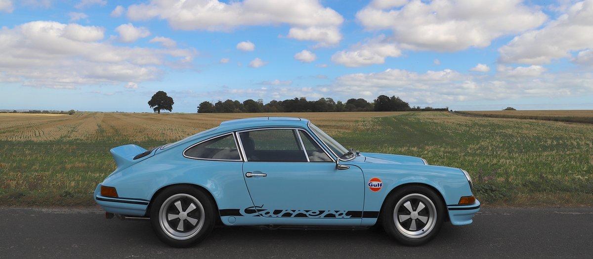 Porsche 911 3.2 Carrera 1986  (1973 2.7 RS recreation).  For Sale (picture 3 of 6)