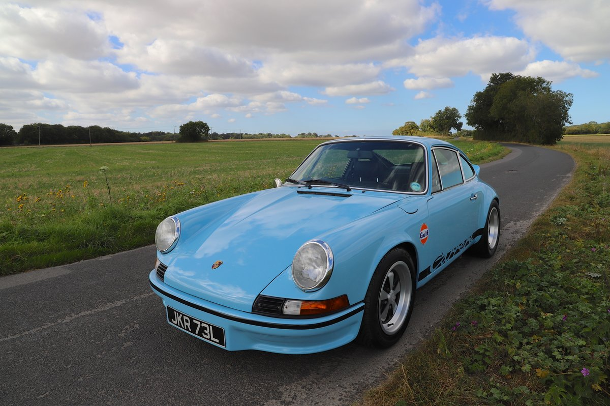 Porsche 911 3.2 Carrera 1986  (1973 2.7 RS recreation).  For Sale (picture 4 of 6)