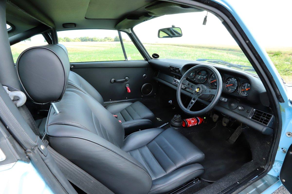 Porsche 911 3.2 Carrera 1986  (1973 2.7 RS recreation).  For Sale (picture 6 of 6)