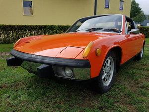 1973 Porsche  914  2.0 liter SOLD