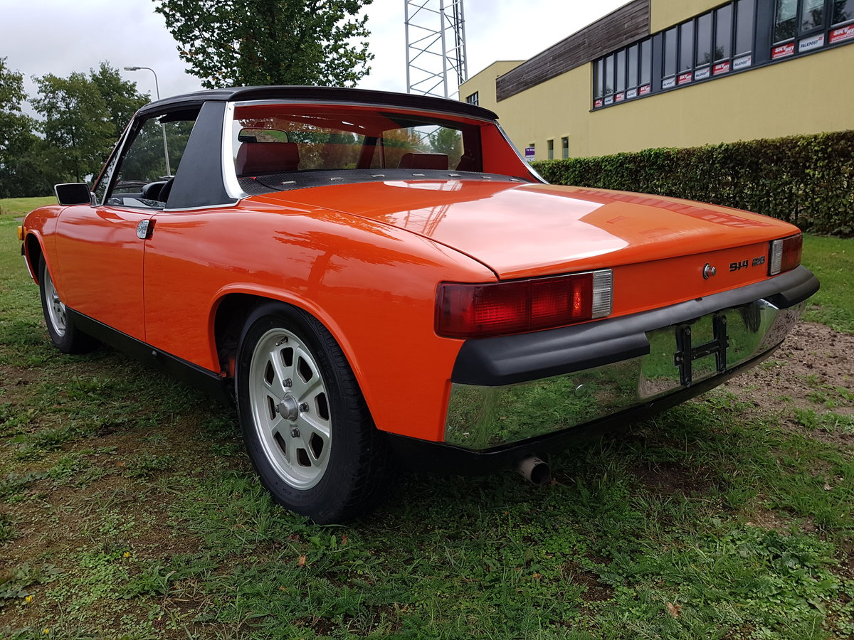 1973 Porsche  914  2.0 liter For Sale (picture 2 of 6)