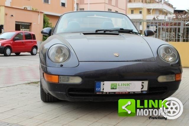 1994 Porsche 911 Cabrio Carrera 2 CAT For Sale (picture 6 of 6)