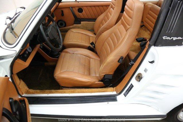 1978 Porsche 911SC Slant Nose Conversion Targa For Sale (picture 4 of 6)